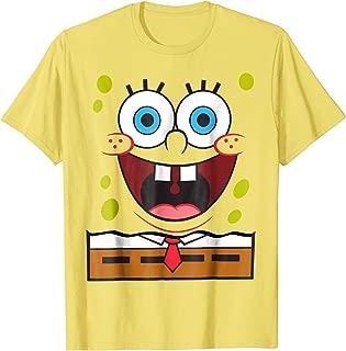 Spongebob Squarepants Large Smile T-Shirt