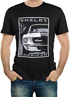 Shelby GT500 Showoff Black Tee T-Shirt | Officialy Licensed Shelby Product | 100% Cotton