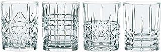 Spiegelau & Nachtmann 95906 4-teiliges Becher-Set, Kristallglas, 345 ml, Highland
