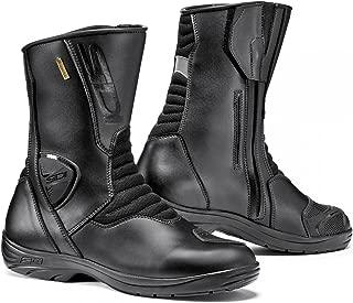 Sidi Gavia Gore Tex Motorcycle Boots Black US11/EU45 (More Size Options)