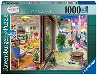 Ravensburger NYC Apartment 1000 Piece Jigsaw Puzzle
