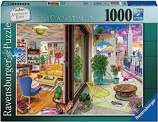 Ravensburger 16545 NYC lägenhet pussel 1000 bitar-fantasy