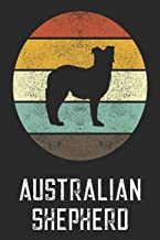 Australian Shepherd: Weekly and Monthly Planner, Academic Year July 2019 - June 2020: 12 Month Agenda - Calendar, Organizer, Notes, Goals & To Do Lists
