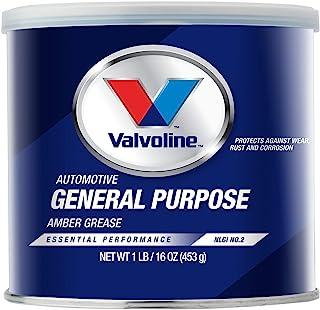 Valvoline General Purpose Amber Grease 1 LB