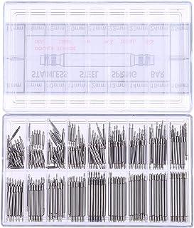 La Cabina 360PCS Montre Outils de Réparation - Kit Outils Réparation Professionnel D'horlogerie en Acier Inoxydable - Répa...