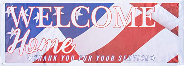 personalized military banners