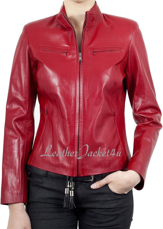 LeatherJacket4u Women Leather Jacket 45