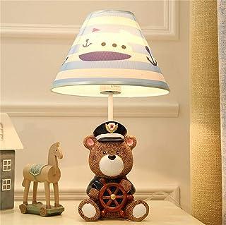 Lampes de Bureau Chambre d'enfants Dessin animé Panda Lampe de Table Chambre Lampe de Chevet Mode créative Mignon Chaud ga...