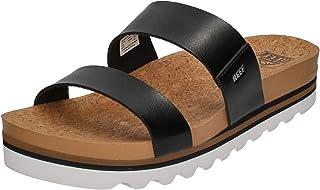 REEF Women's Sandals Cushion Bounce Vista HI | Platform Sandals for Women with Cork Footbed