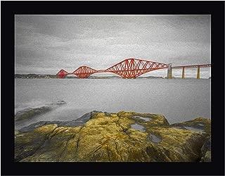 Forth Rail Bridge, Scotland - 4 by Assaf Frank 22