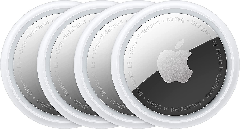 Apple Airtag Localizador rastreador (4 unidades)