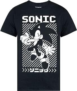 japanese sonic shirt