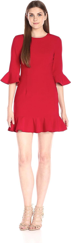 Black Halo Womens Brooklyn Mini Dress