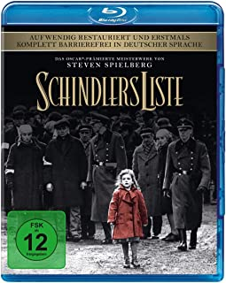 Schindlers Liste - Remastered Blu-ray
