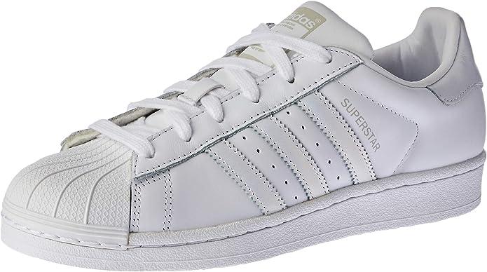 adidas Superstar W, Chaussures de Gymnastique Femme