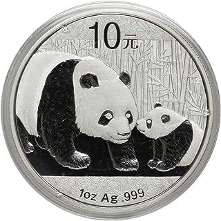 1 oz silver panda 2011