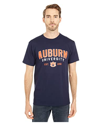 Champion College Auburn Tigers Jersey Tee (Navy 4) Men