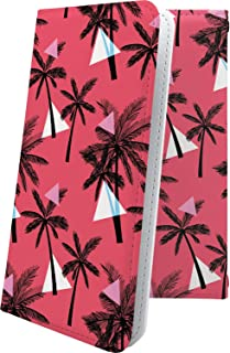 iPhone3GS / iPhone3G / iPhone4S / iPhone4 ケース 手帳型 ヤシの木 花柄 花 フラワー アイフォン アイフォーン アイフォン4s アイフォン4 アイフォン3 手帳型ケース 和柄 和風 日本 japan 和 iPhone 4S 4 3 3gs 3g ハワイアン ハワイ 夏 海