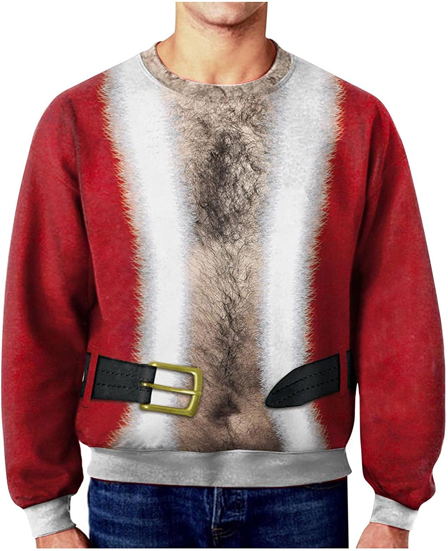 Men Women Now free shipping Funny Ugly Weekly update Christmas Gra Digital Printed 3D Sweatshirt