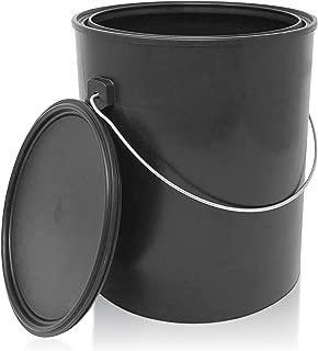 1 gallon paint cans