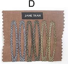Jane Tran Polka Dot Assorted Clip Set