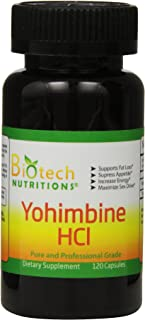 Best nutrabio yohimbe extract Reviews
