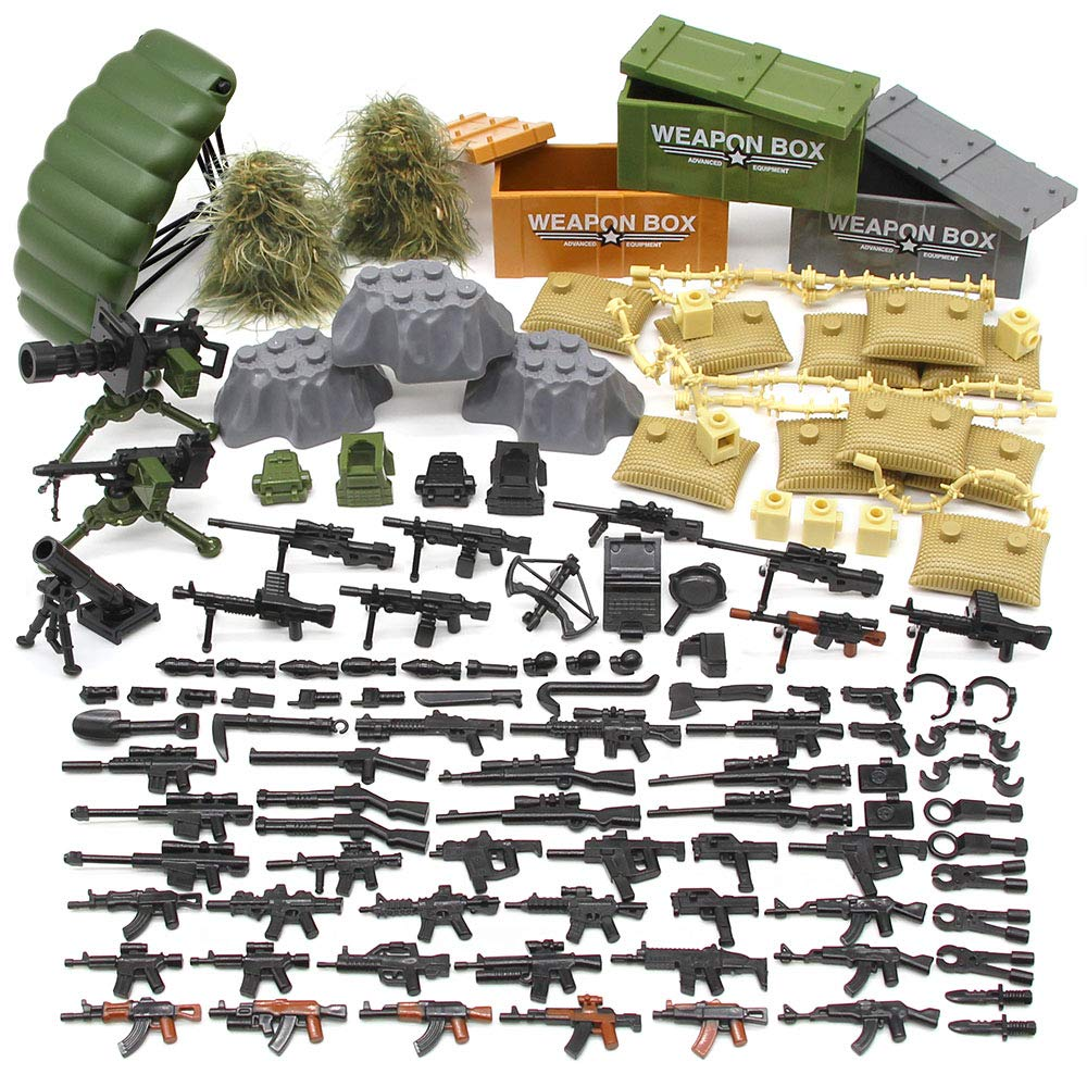 Feleph Military Accessories Equipment Compatible