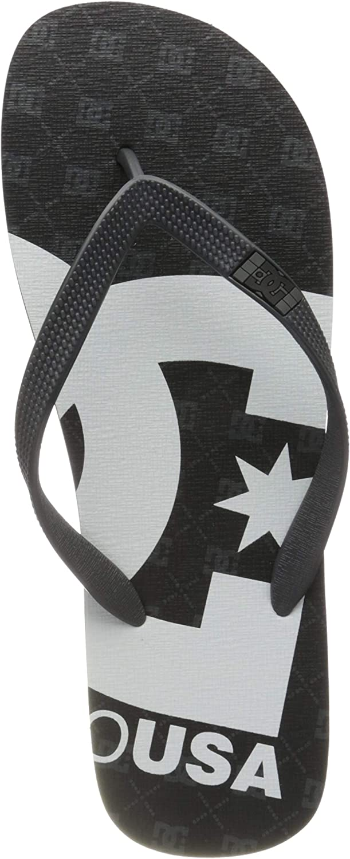 DC Shoes Men's Flip Flop Sandals