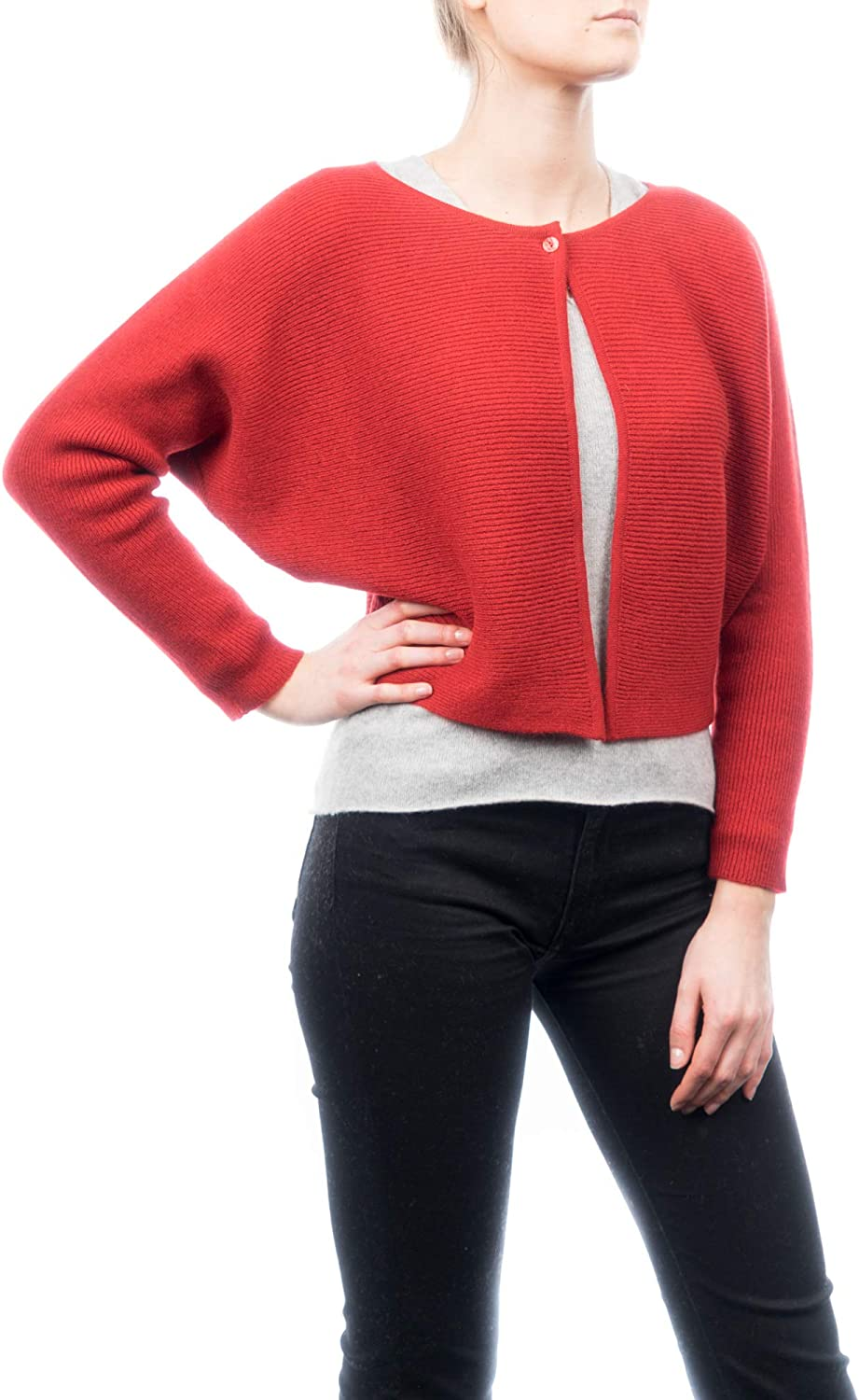 DALLE PIANE CASHMERE  Cardigan 100% Cashmere  Made in   Women