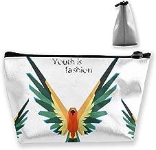 Youth is Fashion Tixing Trapezoid Travel Maquillaje Bolsas de cosméticos 7x12x22CM