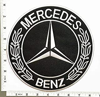 mercedes benz clothing patches
