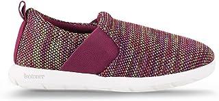 ISOTONER Zenz Women's Balance Sport Mesh Slipper, Slip-On Shoe