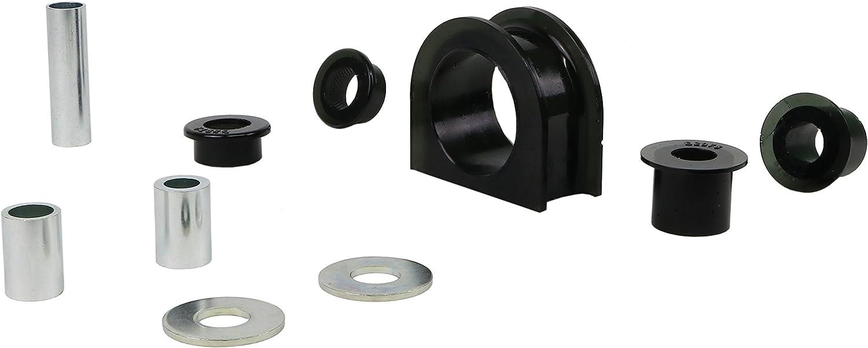 Nolathane REV190.0038 Black Steering Rack Pinion Fr and Kansas City Mall Selling rankings Bushing