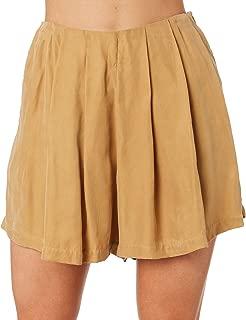 Sancia Women's Ellesse Short Viscose Brown
