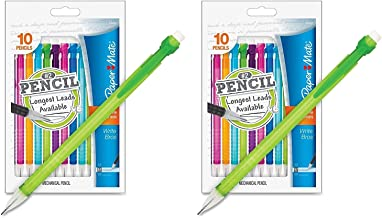 Paper Mate Write Bros. 0.7mm Mechanical Pencils, 10 Pencils 2-Pack (74403)