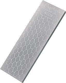 GOKEI 両面ダイヤモンド砥石 #400#1000 180×60×8mm 705g 仕上げ 包丁 ダイヤモンド砥石 セラミック砥石 砥石 面直し 研ぎ石 両面使える2役タイプ
