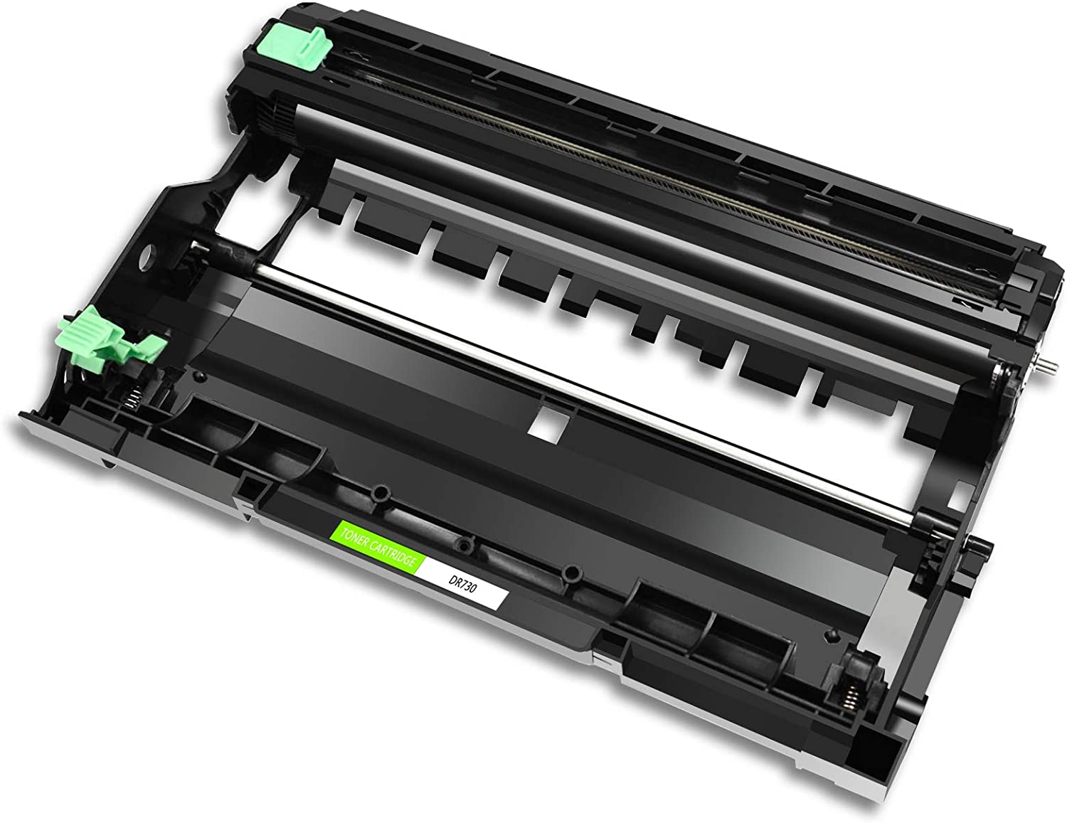 GREENCYCLE Compatible Drum Unit Replacement for Brother DR730 DR 730 to use with HL-L2350DW HL-L2370DW HL-L2390DW HL-L2395DW DCP-L2550DW MFC-L2730DW MFC-L2750DWXL Printer (10 Pack)
