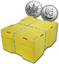2011 CA Canada 500-Coin Silver Maple Leaf Monster Box (Sealed) Silver Brilliant Uncirculated