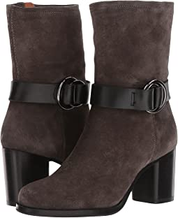 Frye - Addie Harness Mid