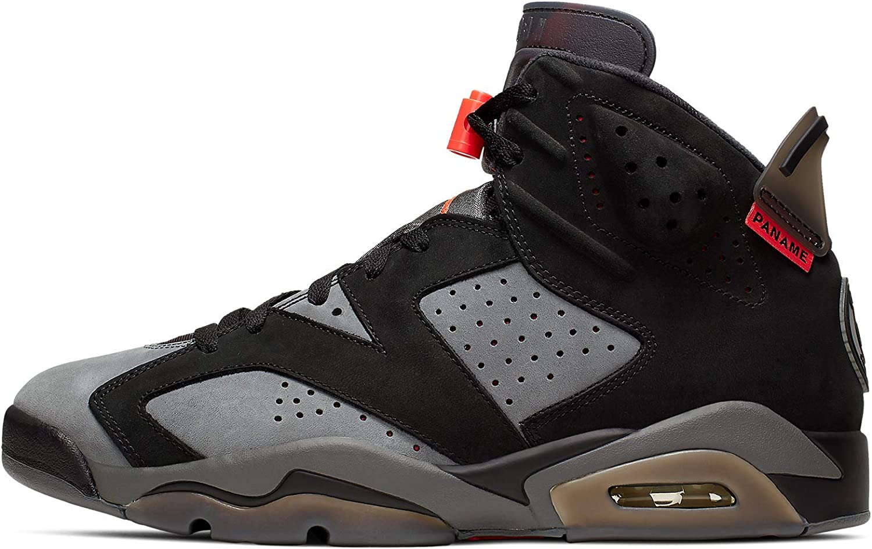 Anillo duro arco himno Nacional  Amazon.com | Nike Air Jordan 6 Retro PSG Mens Ck1229-001 Size | Basketball