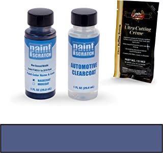 PAINTSCRATCH Blue Diamond Metallic FT/M7411 for 2019 Ford Expedition - Touch Up Paint Bottle Kit - Original Factory OEM Automotive Paint - Color Match Guaranteed