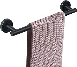 NearMoon Bathroom Towel Bar, Bath Accessories Thicken Stainless Steel Shower Towel Rack for Bathroom, Towel Holder Wall Mo...