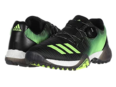 adidas Golf Codechaos BOA (Core Black/Signal Green/Footwear White) Women