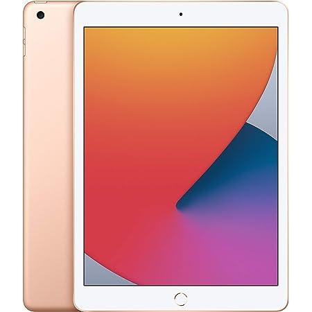 最新 Apple iPad (10.2インチ, Wi-Fi, 32GB) - ゴールド (第8世代)