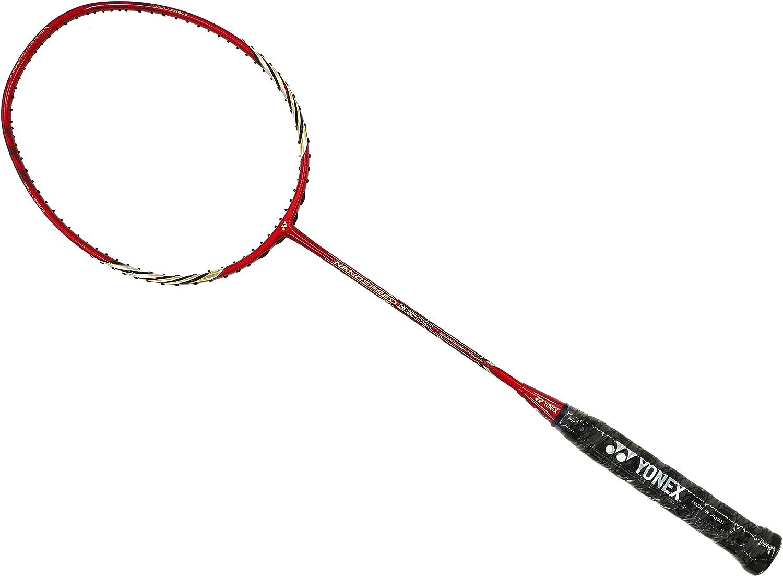 Yonex NANOSPEED 9900 Red gold R GO Badminton Racket NS9900 (3U-G5)