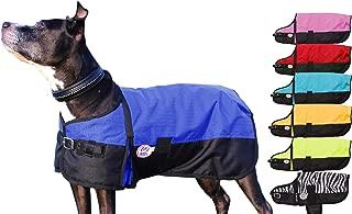 Derby Originals Medium Weight 150g Polyfil 600D Waterproof Ripstop Dog Coat 1 Year Limited Manufacturers Warranty