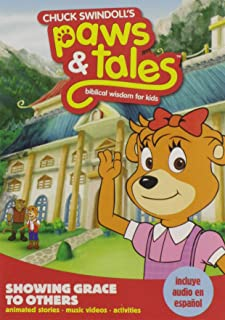 Chuck Swindoll's Paws & Tales: Biblical Wisdom for Kids - Showing Grace to Others