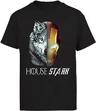 iron man wolf stark shirt