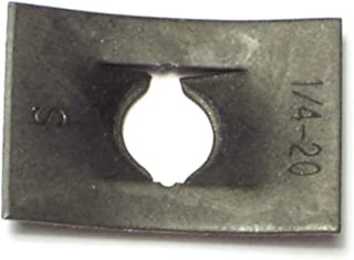 Piece-12 14 Hard-to-Find Fastener 014973404338 Flat Speed Nuts