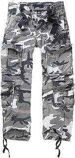 Brandit Pure Vintage Pantalón Cargo de Hombre Tallas Grandes hasta 7XL
